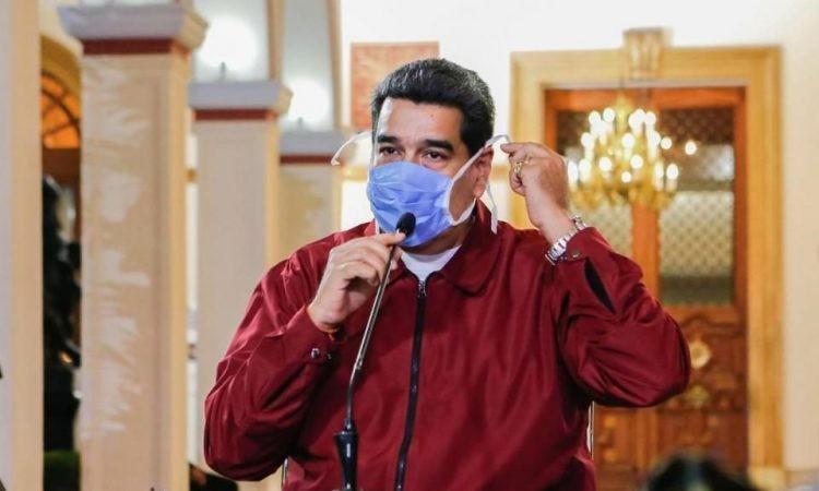 Nicolás Maduro aseguró que será el primero en aplicarse la vacuna rusa contra el coronavirus
