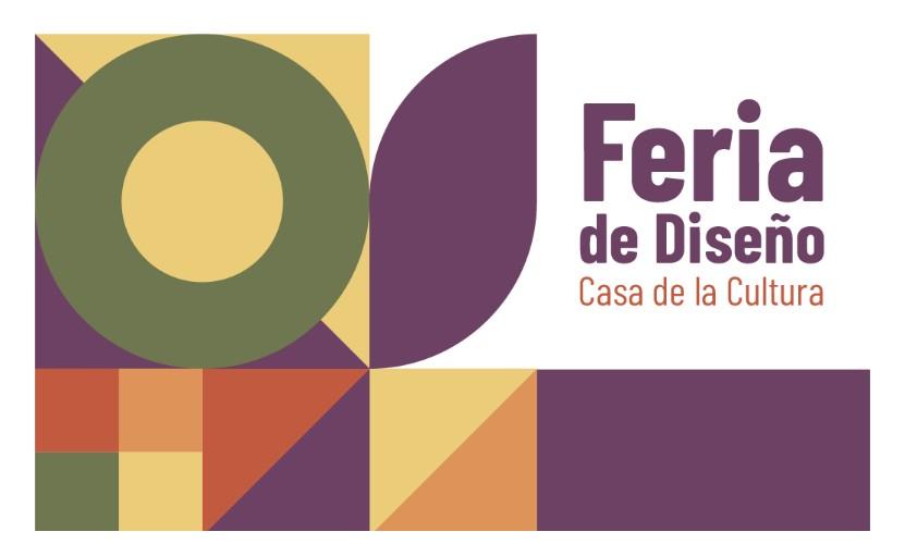 Se viene la Feria de Diseño en la Casa de la Cultura
