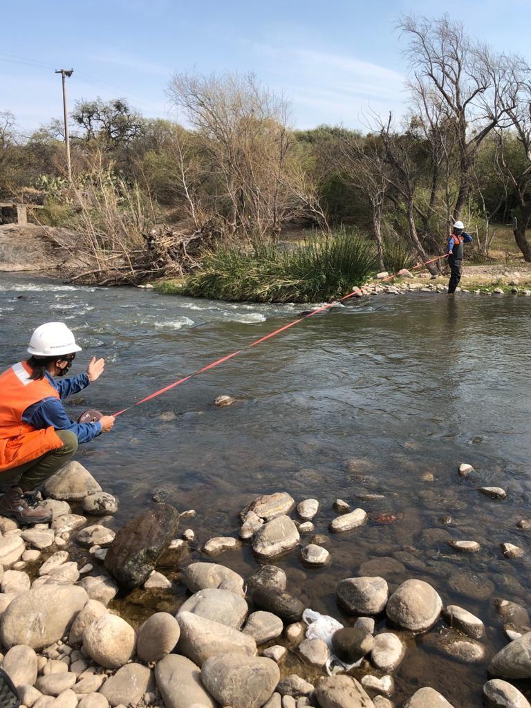 Minería recertificó la Norma IRAM en monitoreo ambiental de agua