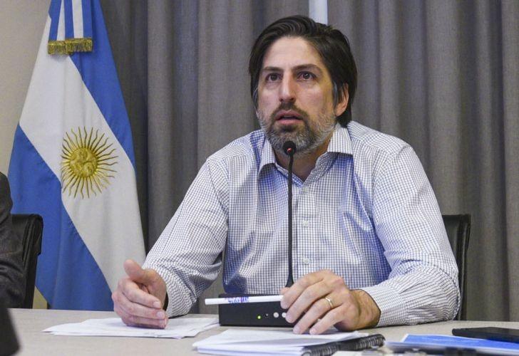 """""""No acompañaremos el protocolo"""", afirmó Nicolás Trotta sobre la iniciativa de la Ciudad para volver a clases"""