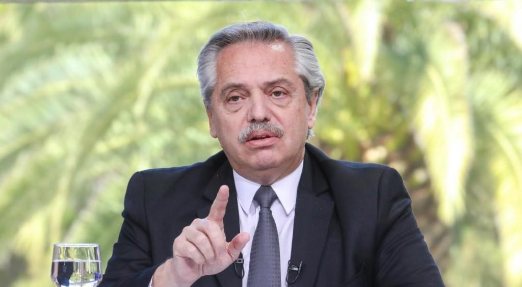 Alberto Fernández se negó a revelar quiénes fueron sus clientes previos a asumir la presidencia