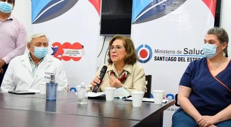 Santiago del Estero y La Banda tienen circulación comunitaria de coronavirus