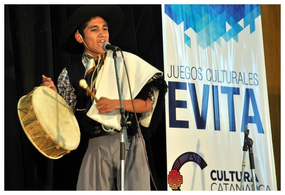 Prorrogan las inscripciones para los Juegos Culturales Evita 2020