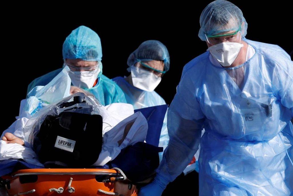 La Argentina está por ingresar al top ten de cantidad de contagiados a nivel mundial