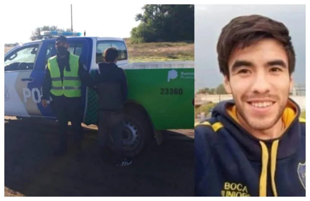 Confirmaron que el cuerpo hallado días atrás es el de Facundo Astudillo Castro