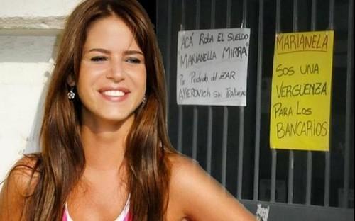 TUCUMAN: Marianela Mirra renunció a su puesto en el Banco del Tucumán