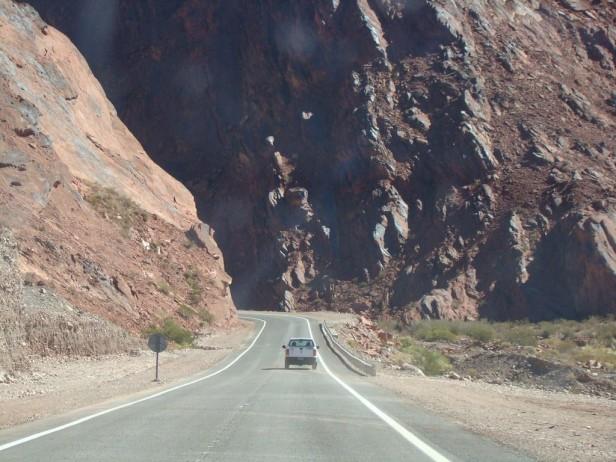 Chile cierra preventivamente a partir de mañana la Ruta CH 31