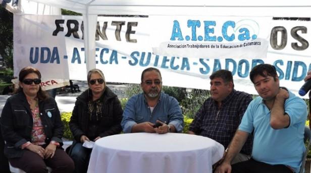 "La Intersindical Docente acusa a Recursos Humanos de ""ocultar"" información"
