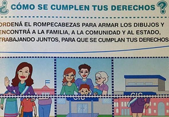 Libros infantiles con imágenes de Cristina