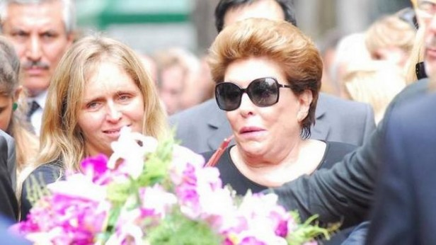 Murió Inés La Fuente, la hija de Amalita Fortabat
