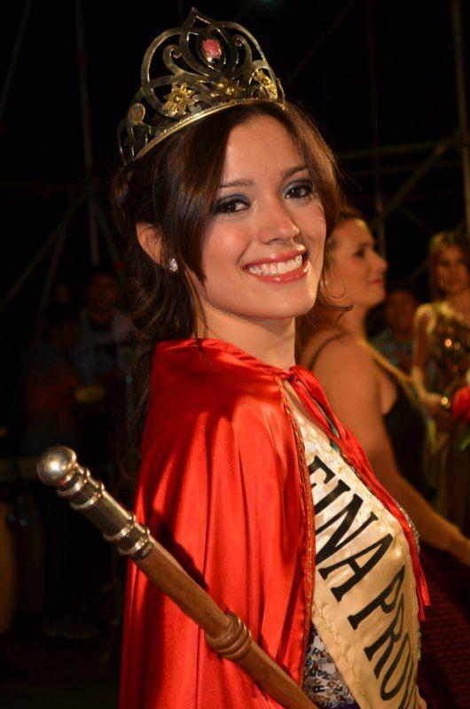 Zamira Heredia Haddad La nueva reina provincial del Estudiante