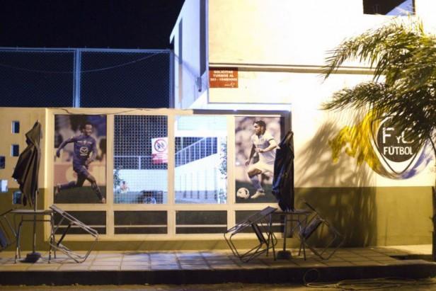 Cancha de fútbol era utilizada para lavar dinero por la Narcofamilia