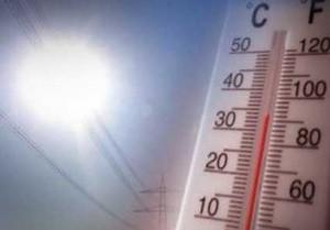 38,7° a las 4 de la tarde,en Catamarca