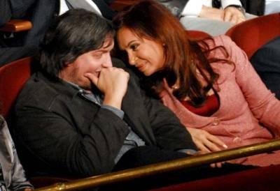 CFK defendió el patrimonio de Máximo por Twitter