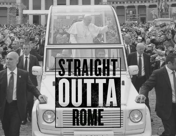Los detalles sobre el nuevo álbum del… ¿¡Papa Francisco!?