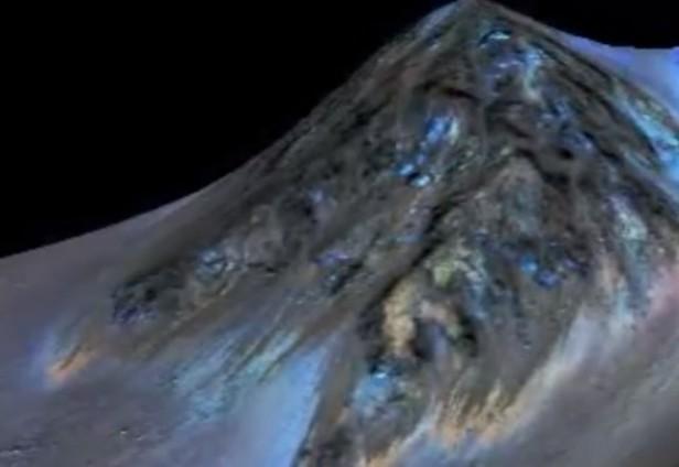 Histórico: la NASA halló signos de agua líquida sobre la superficie de Marte