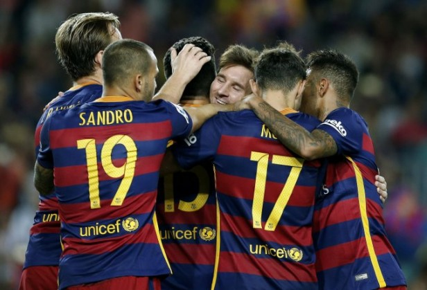 Barcelona afronta su primer desafío sin Lionel Messi frente a Bayer Leverkusen