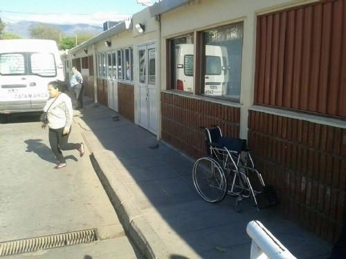 Robaron sillas de ruedas del San Juan Bautista