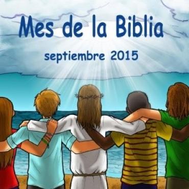 Actividades para el Mes de la Biblia