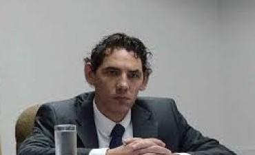 El juez Fabricio Gershani, sufrió un accidente practicando enduro
