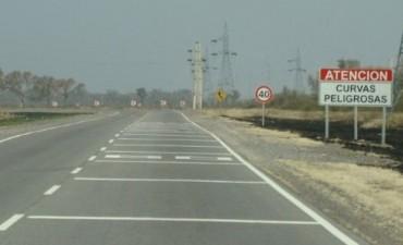 Piden sacar las curvas de la muerte en la Ruta Nacional 157
