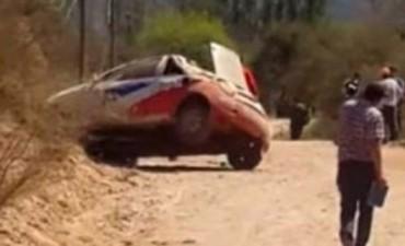 LA RIOJA: Espectador murió al ser chocado por pilotos santiagueños