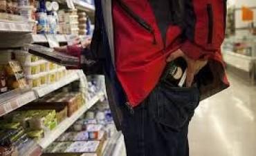 Detenidos por robar en varios supermercados