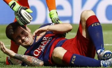 Messi se lesionó y se pierde el arranque de las Eliminatorias