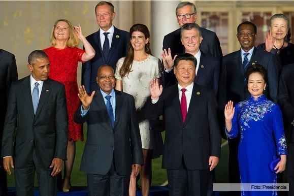 Obama destacó en China a Macri por rediseñar y darle nueva fuerza a la economía