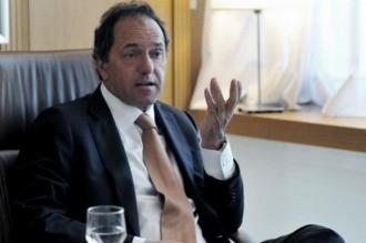 Denuncian que intentaron borrar informes sobre el uso de fondos públicos de Scioli