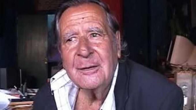Murió el escritor y guionista Dalmiro Sáenz