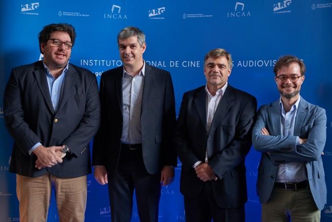El Incaa anunció el nuevo plan de fomento al cine