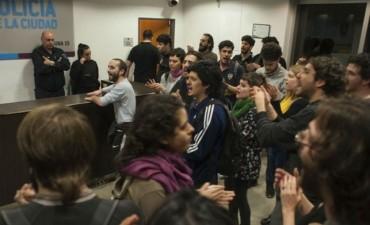 Indagan a los detenidos por los disturbios tras la marcha del viernes