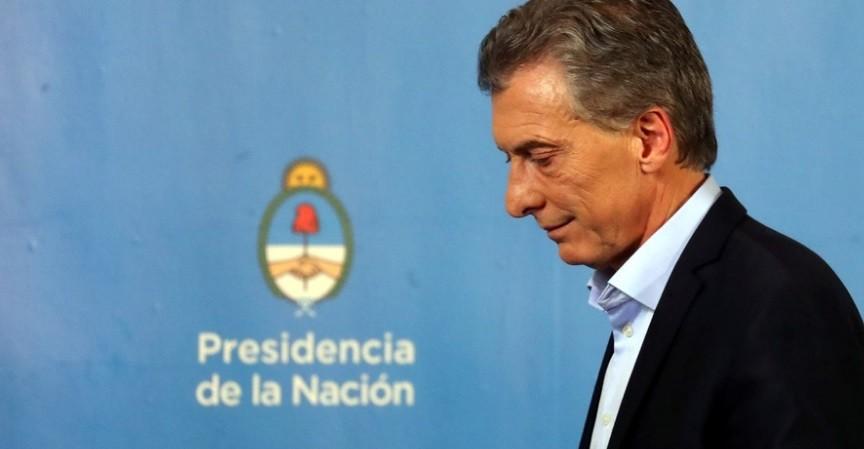 Mauricio Macri grabó un mensaje en Olivos para anunciar cambios en el Gobierno y medidas económicas