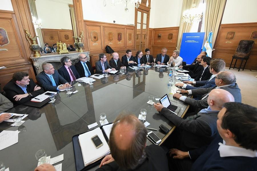 El Gobierno nacional convocó para este jueves a los ministros de Economía de todas las provincias