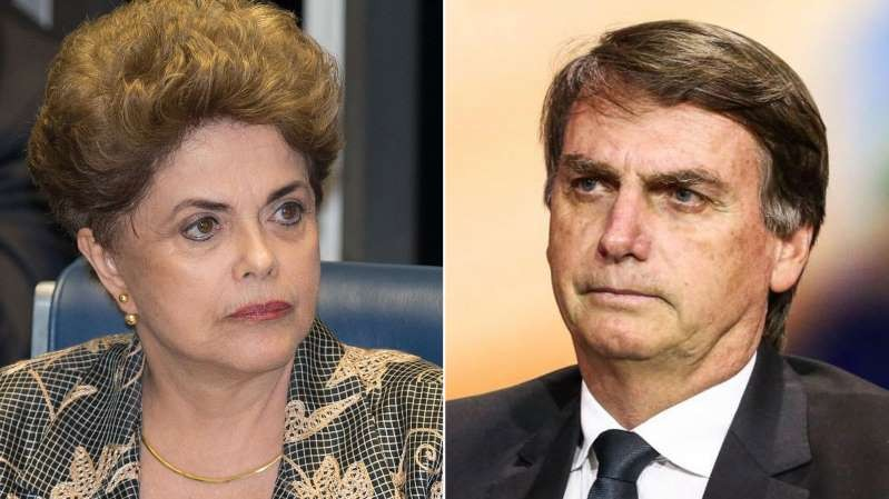 Las declaraciones de Dilma Rousseff tras el ataque a Jair Bolsonaro