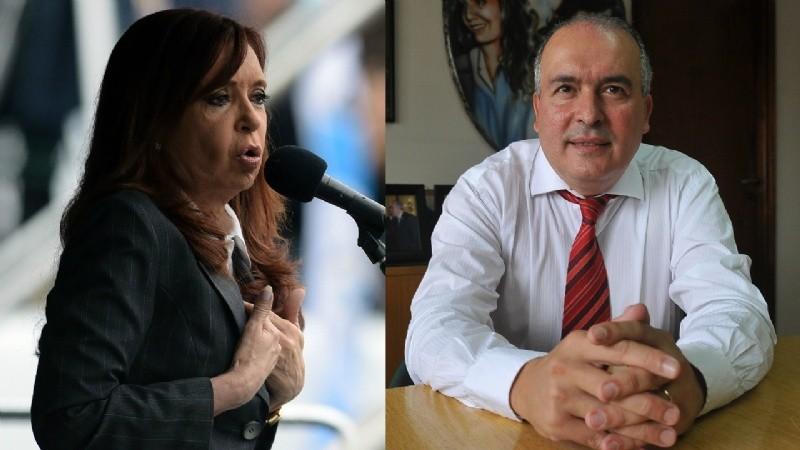 López aseguró que los bolsos eran de Cristina Kirchner