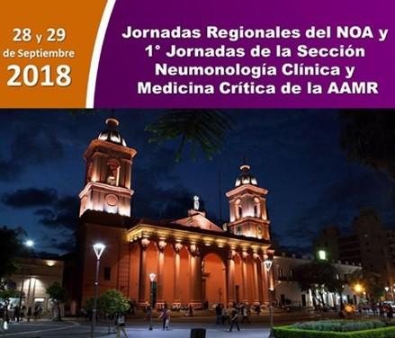 Jornadas regionales de Neumonología