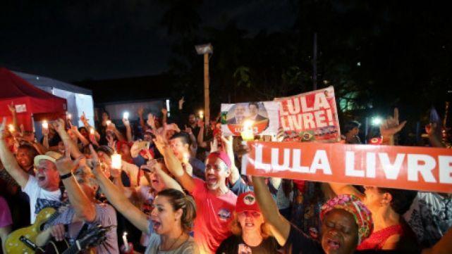 Lula no podrá ser presidente