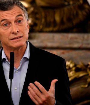 Macri presentó la declaración jurada de su patrimonio