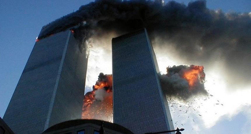 Sale a la luz inédito video del atentado a las Torres Gemelas