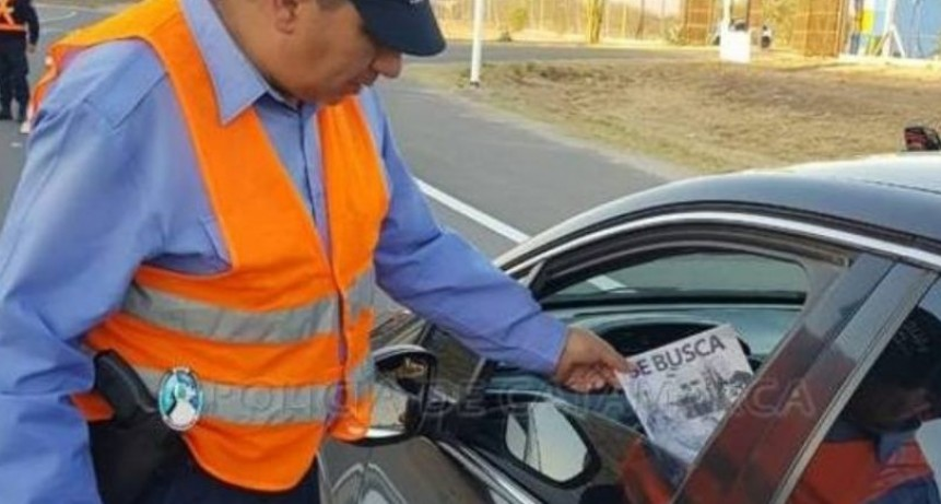 Intensivos operativos de control vehicular e identificación de personas