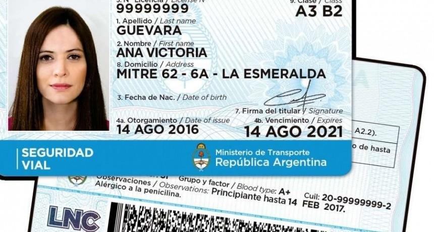 La Ciudad lanzará nuevo sistema online para obtener la licencia de conducir