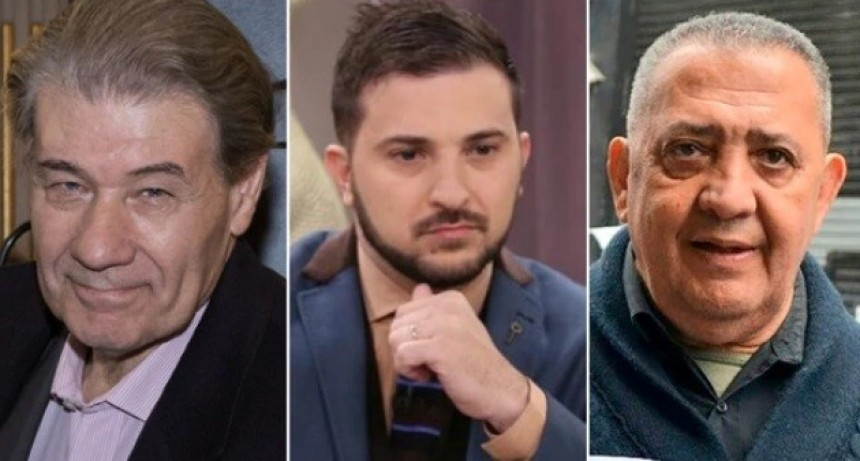 A Brancatelli, D'elia y Víctor Hugo Morales les rompieron el Agite