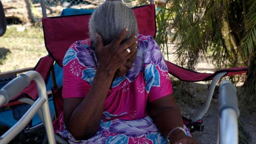 Ya son 43 los muertos en Bahamas por el impacto del huracán Dorian