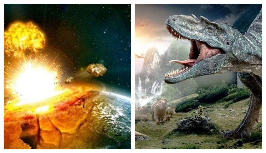 El último día de los dinosaurios:tsunamis, nubes de ácido, incendios y el poder de 10.000 millones de bombas atómicas