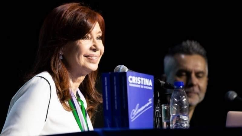 Cristina llegaría a Catamarca para presentar Sinceramente