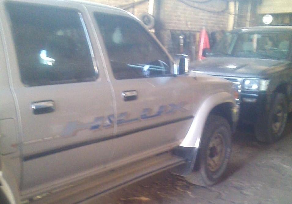 TINOGASTA:  encontraron a un hombre y una mujer muertos en el interior de una camioneta