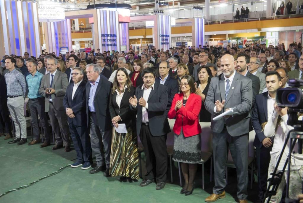 Corpacci inauguró la Expo Productiva