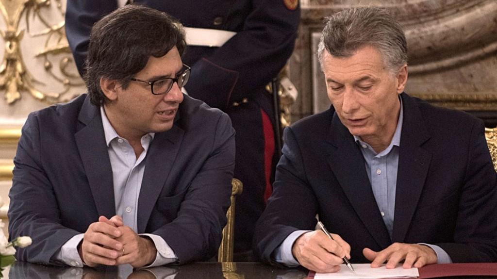 Macri presenta el nuevo Código Procesal Civil y Comercial